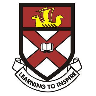 Alloa Academy Blazer Badge